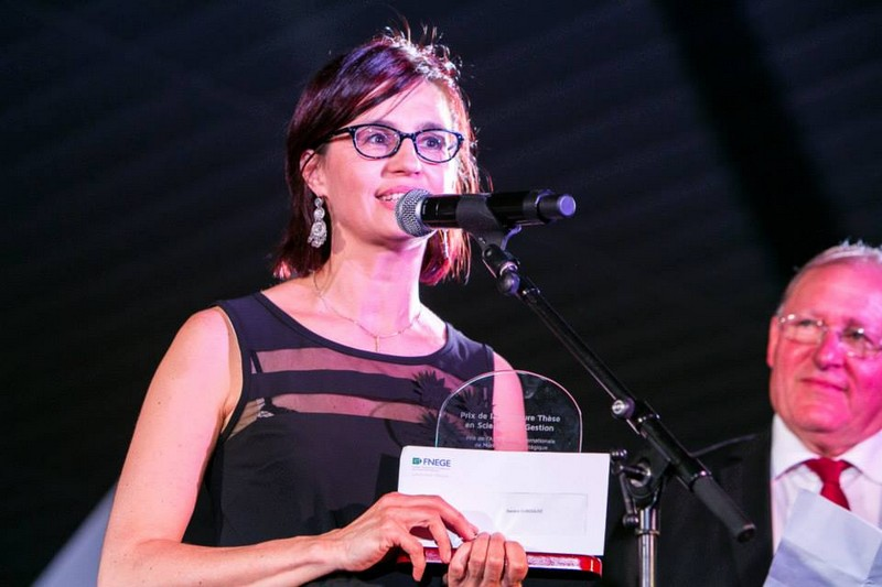 Sandra DUBOULOZ  Prix FNEGE-AIMS 2014 1